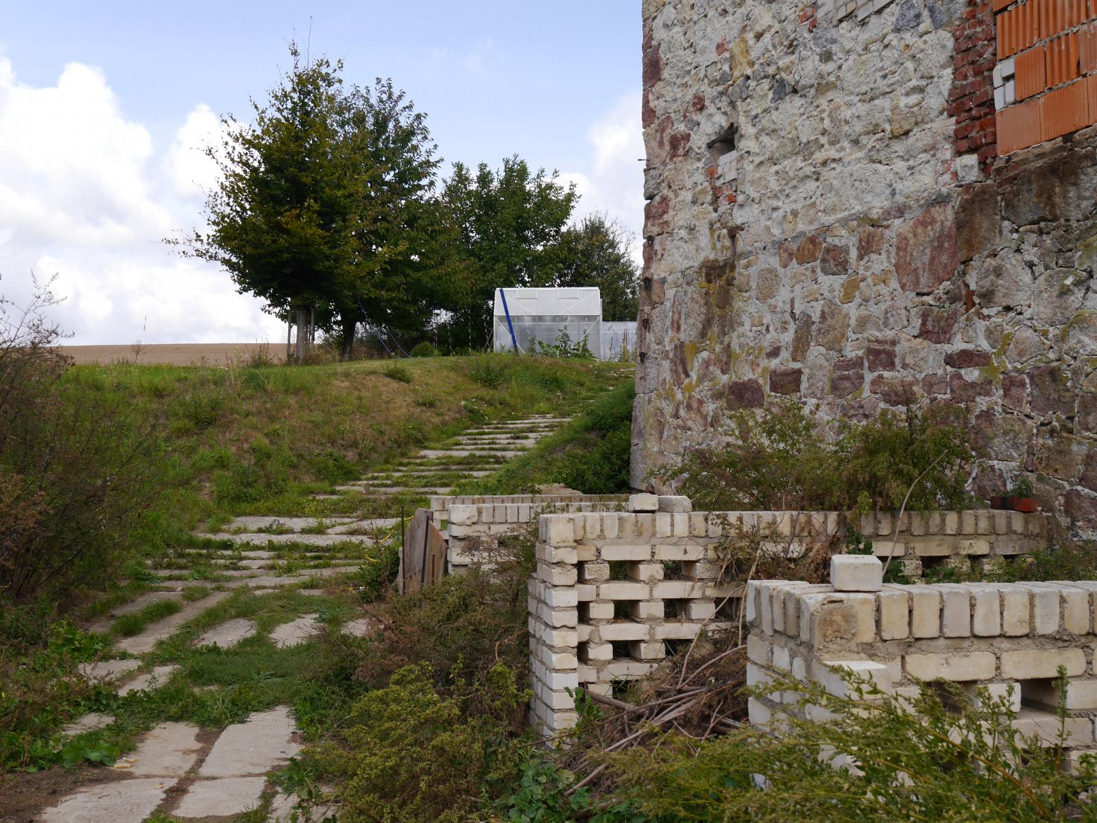 Garten-Kompost